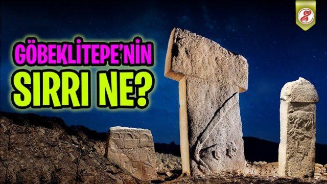 Göbeklitepe bir tapınak mı ? Din ne zaman başladı ?