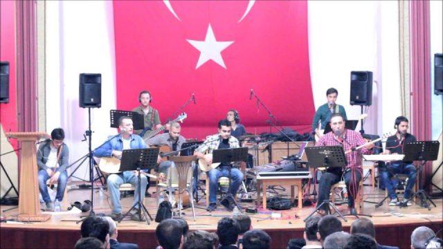 Grup ORHUN & Ali Aksoy - Tanrı Dağları