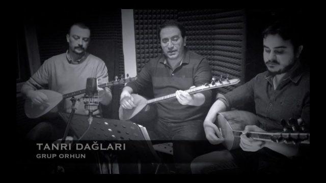 """Grup ORHUN & Ali Aksoy -TANRI DAĞLARI """"Kayıt Arası- Kayıt Dışı Türküler"""""""