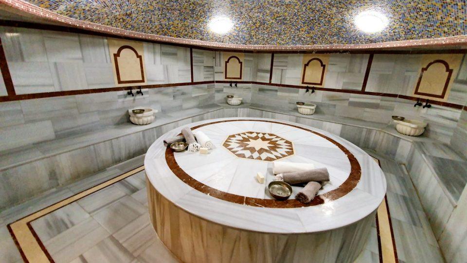 hamam sauna masaj köpük tuz buhar odası spa blue garden hotel konyaaltı antalya_22