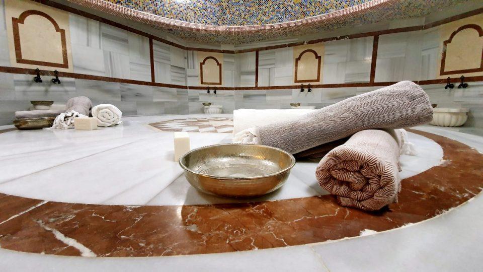 hamam sauna masaj köpük tuz buhar odası spa blue garden hotel konyaaltı antalya_24