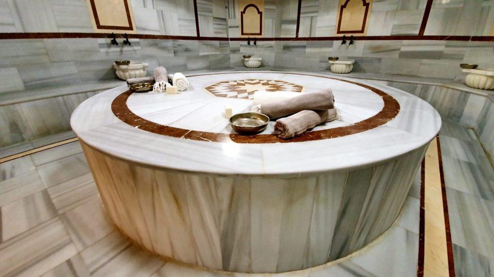 hamam sauna masaj köpük tuz buhar odası spa blue garden hotel konyaaltı antalya_30