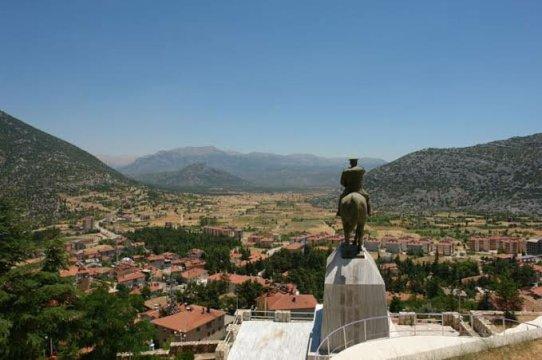 Antalya Akseki İlçesi