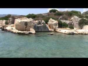 Kekova Batık Şehir Antalya - Sunken City Kekova Antalya