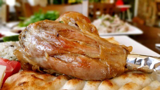 Kuzu incik tandır HM Cağ Kebap Restaurant Antalya