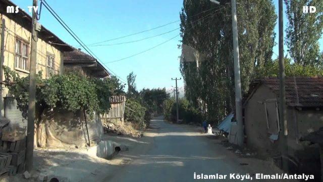 İslamlar Köyü Doğası, Elmalı – Antalya