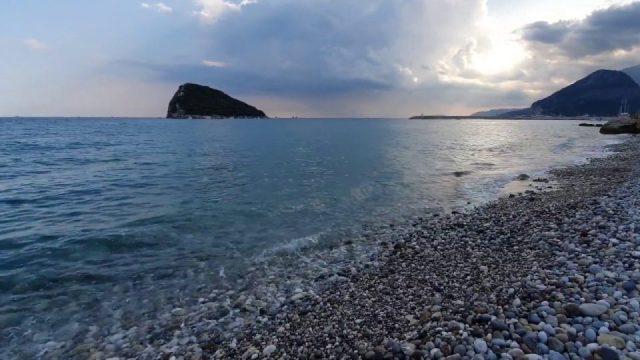 Topçam Piknik Alanı Antalya Günübirlik Mesire Mangal Alanları Sıçan Adası Manzarası