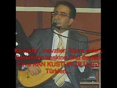Turan Mücahitleri - Ali Aksoy (Hatıra Kayıtlar - 1994)
