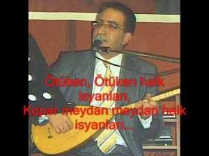 Turan Mücahitleri Ali Aksoy Hatıra Kayıtlar 1994