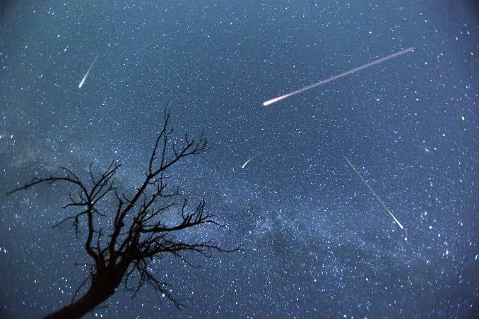 Dünyaya bir meteor göktaşı çarpacak olsa – uzay evren yıldız kayması 1