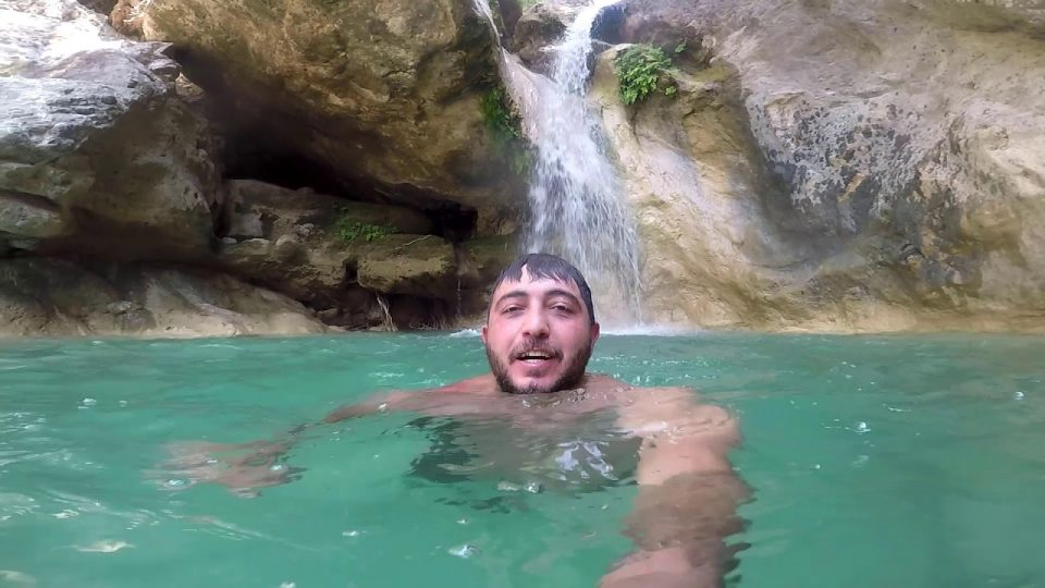 Antalya Gizli Şelale Muhteşem