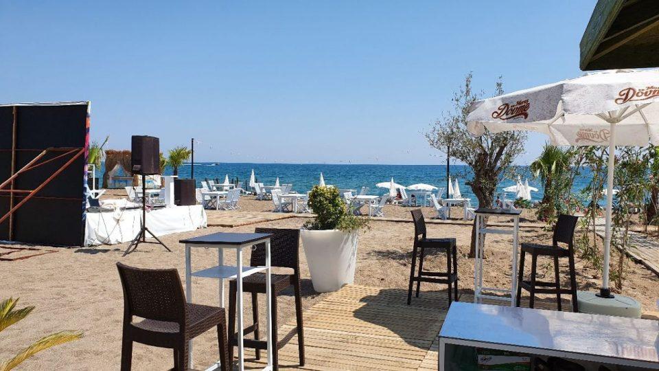 antalya lara plajları qula beach club restaurant cafe bar plaj canlı müzik 14