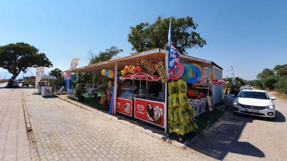 antalya lara plajları qula beach club restaurant cafe bar plaj canlı müzik 18