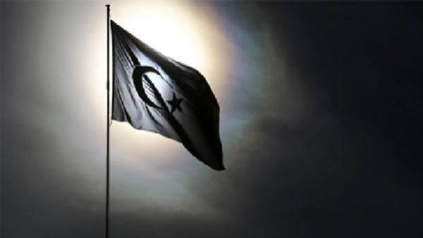 celal ali aksoy türk bayrağı yas