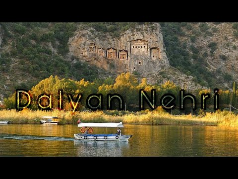 Dalyan Nehri Doğal Güzellikleri – Ortaca Muğla İztuzu