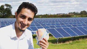 Güneş Tarlası (Güneş paneli tarlası) kurmanın maliyeti ne kadar ?