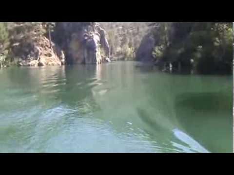 Karacaören Barajı ve Karacaören Kanyonu