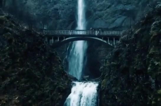 Korku Şelalesi (video)