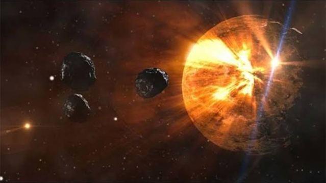 panspermia hipotezi teorisi dünya dışı uzay yaşam hayat göktaşı_8