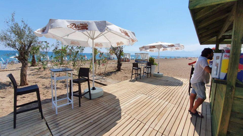 qula beach club restaurant lara plajları antalya 15
