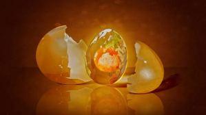 Andy Weir - Yumurta Hikayesi ve Reenkarnasyon İnancının Eleştirisi - Ali Aksoy