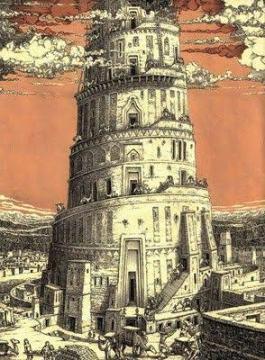 babil kulesi nedir kim kurmuş kim yıkmıştır sümerler babylon tower of babel 1