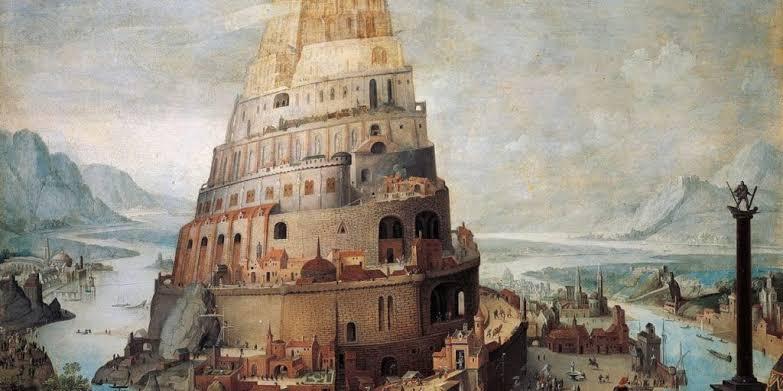 babil kulesi nedir kim kurmuş kim yıkmıştır sümerler babylon tower of babel 6