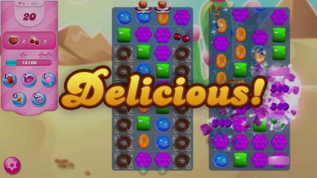 Candy Crush Saga - Bulmaca Oyunu