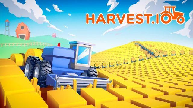 Harvest.io - 3D Çiftçilik Oyunu