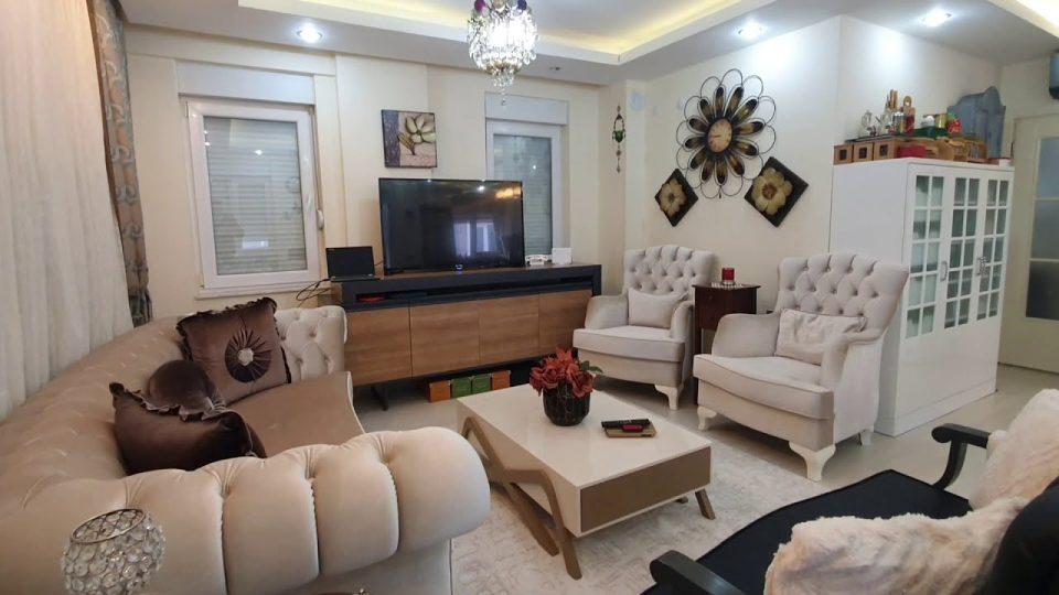 Antalya Konyaaltı Gürsu'da 3 + 1 Satılık Daire – Tel: 0507 5104717