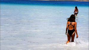 Beyaz Adalar Plajı Salda Gölü - Türkiye'nin yeni cenneti
