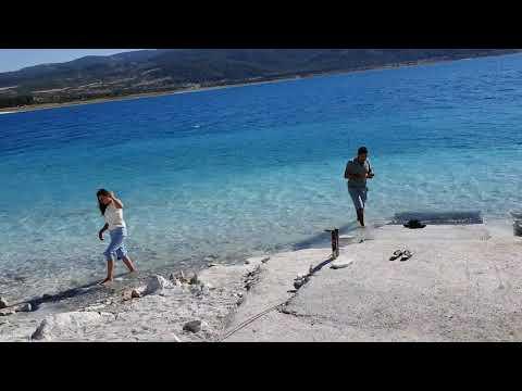 Salda Gölü Yeşilova Burdur