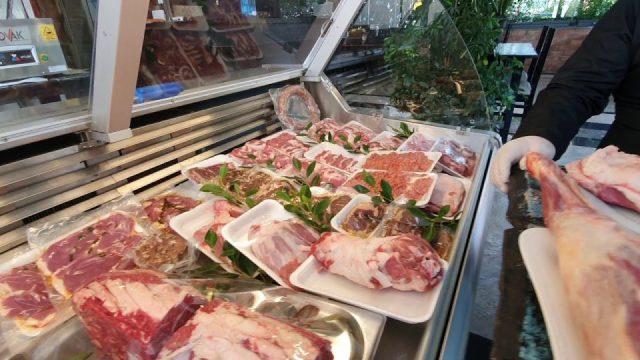 Nasreddin Restaurant Antalya - Kasap Reyonu