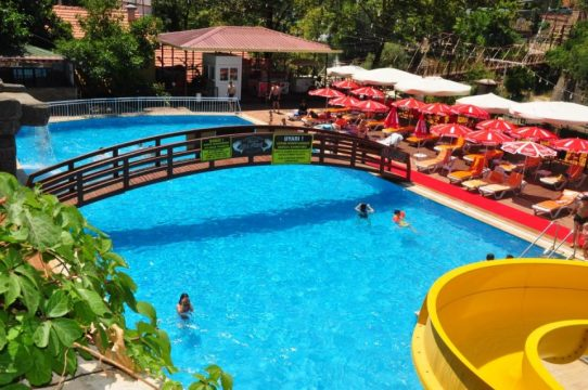 Alanya Aqua Park Havuzbaşı Restaurant Ada Piknik Dimçayı