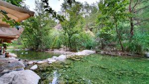 Kemer Tekirova'da muhteşem bir doğal güzellik - Yarıkpınar Meydan Restaurant