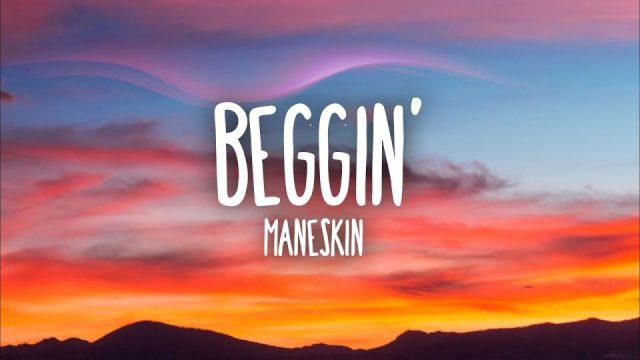 Måneskin – Beggin lyrics (English - Turkish)