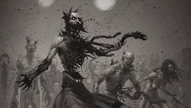 zombi istilası zombiler kıyameti filmi oyunu 2