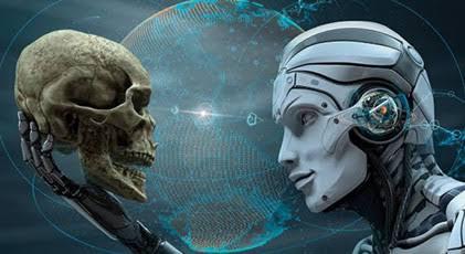 Singularity Çağında Ahir Zaman Tanrısı Tekillik Transhümanizm Firavun DInler Zodyak 11