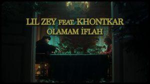Lil Zey & Khontkar - Olamam İflah Şarkı Sözleri