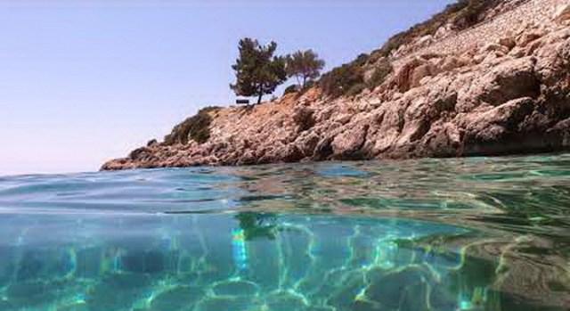 Seyrek Çakıl Plajı Kaş Antalya - Nerededir, Nasıl gidilir ?