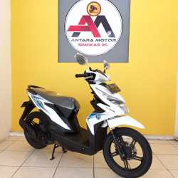 Motor Bekas Cash Kredit Honda New Beat Fi 2019, Unit Bergaransi