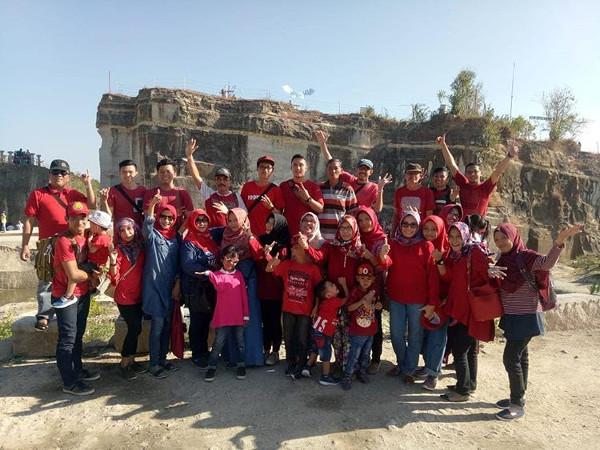 Perusahaan Travel Jogja, Liburan keluarga di Tebing Breksi