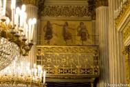 Palazzo Reale - Sala da ballo (particolare)-34