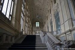 Scala monumentale a Palazzo Madama