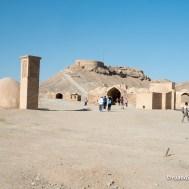 Yazd - Torri del Silenzio