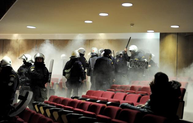 εγκληματικές είναι οι ευθύνες της κυβέρνησης ΣΥΡΙΖΑ - ΑΝΕΛ που ανέχεται και ξεπλένει τους νεοναζί