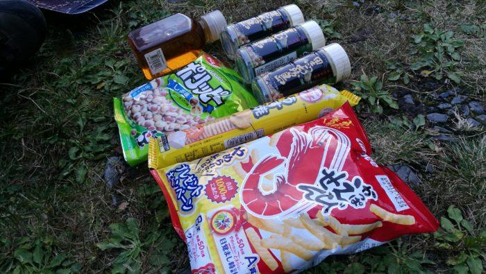 徳沢キャンプ場