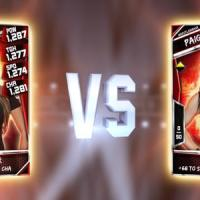 WWE Super Card People's Champion Challenge Nikki Bella vs Paige Event Live