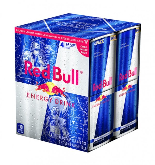 the red bull quest
