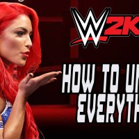 How To Unlock Everything In WWE 2K16 With The Accelerator